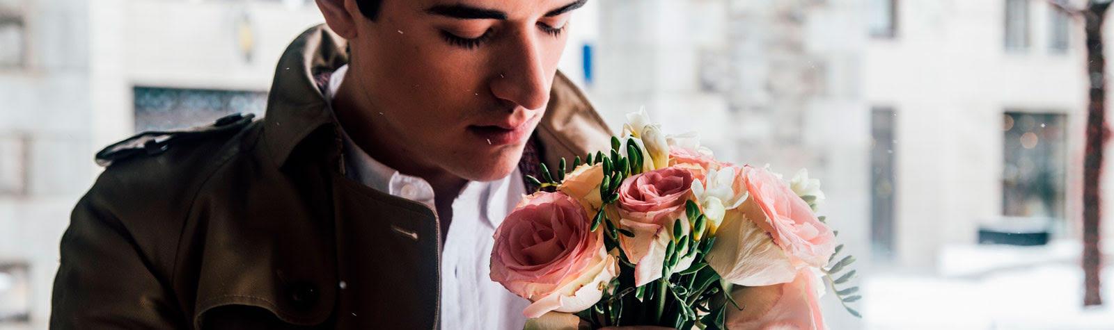 Regras de protocolo – Dar flores de presente